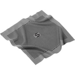 Sensei Microfiber Lens Cleaning Cloth (Gray)