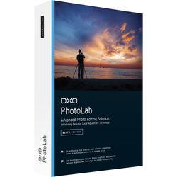 DxO PhotoLab Elite Edition (DVD)