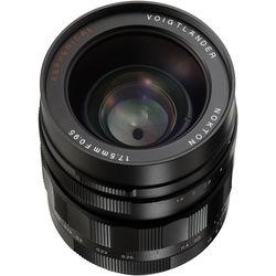Voigtlander Nokton 17.5mm f/0.95 Lens for Micro Four Thirds Cameras