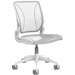 Humanscale Diffrient World - Armless (White)