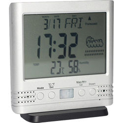 LawMate Weather Clock with Covert Camera & DVR