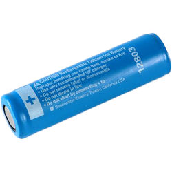 Underwater Kinetics Rechargeable 18650 Lithium-Ion Battery for Aqualite or Super Q Dive Light (2600mAh)