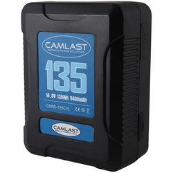 CAMLAST Compact-Series 135Wh 14.8V Li-Ion V-Mount Battery