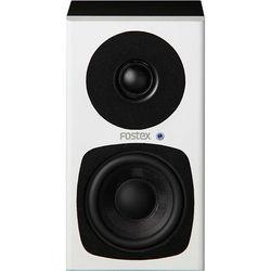 "Fostex PM0.3H-W 3"" 2-Way 30W Personal Active Speaker System (White)"
