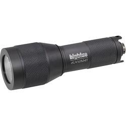 Bigblue AL450NMT Mini LED Dive Light with Narrow Beam (Black)