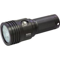 Bigblue VTL3500P Video/Technical LED Dive Light (Black)