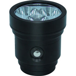 Bigblue TL3500P Technical LED Dive Light Head (Black)