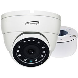 Speco Technologies VLDT4W 2MP Outdoor Analog HD Turret Camera with Night Vision (White)