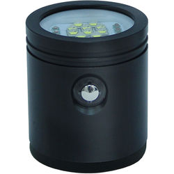 Bigblue VL9000P Video LED Dive Light Head (Black)