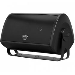 Definitive Technology AW6500 All-Weather Outdoor Speaker (Black, Single)