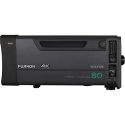 Fujinon UA80x9 1.2x 4K Plus Premier UHD 80x Box Zoom 1.2x and 2x Extenders