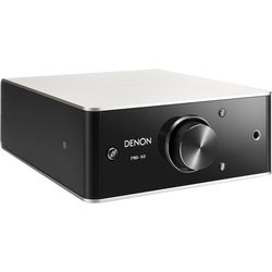 Denon PMA-60 Digital Integrated Stereo Amplifier (Black)