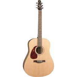 Seagull Guitars S6 Original Acoustic Guitar (Left-Handed, Natural Semi-Gloss)