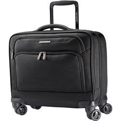 Samsonite Xenon 3.0 Spinner Mobile Office with Laptop Compartment (Black)