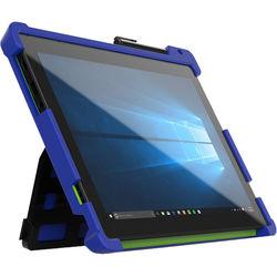 """Gumdrop Cases DropTech Case for 12.2"""" Lenovo Miix 520 (Royal Blue/Lime)"""