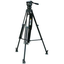 Miller CX2 Fluid Head with Toggle 75 1-Stage Alloy Tripod System