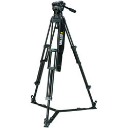 Miller Cx18 Toggle 2-Stage Alloy Tripod System (402G)