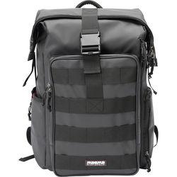 Magma Bags RIOT DJ-Stashpack XL Plus Bag for DJ Accessories (Black/Red)