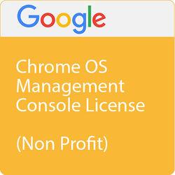Google Chrome Management Console (1 License, 3-Years, Non-Profit)