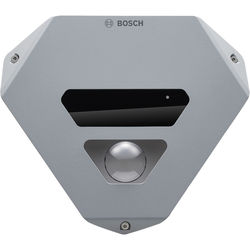 Bosch Faceplate with LED Window & Transparent Bubble (Gray)