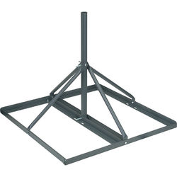 """Video Mount Products FRM Series Non-Penetrating Roof Mount (60"""" Mast with 1.25"""" Outer Diameter)"""