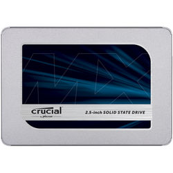 "Crucial 500GB MX500 2.5"" Internal SSD"