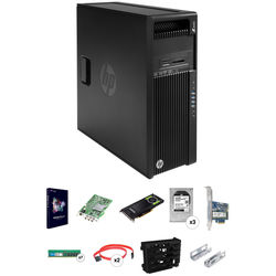 B&H Photo PC Pro Workstation HP Z440 Turnkey with EDIUS Pro 9