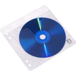 Case Logic PSR-50 Double Side CD Sleeve (Pack of 25) f6efa6c0402f2