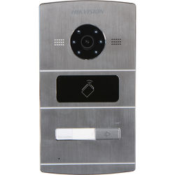 Hikvision DS-KV8102-IM 1-Channel Outdoor Video Intercom Door Station  sc 1 st  Bu0026H & Intercom Door Stations | Bu0026H Photo Video