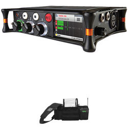 Sound Devices MixPre-3 Audio Recorder and Porta Brace Carrying Case Kit