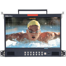 "Datavideo 17.3"" 3G-SDI Full HD Rackmount LCD Monitor"