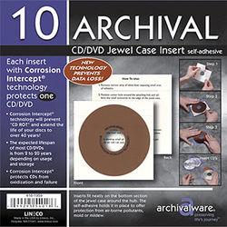 Lineco Jewel Case Insert (100)