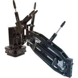 FLOWCINE Black Arm Complete Dampening System with 31-42 lb Anti-Vibration Mount & Pro Case
