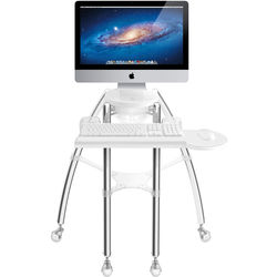 "Rain Design iGo Sitting Desk for 24 or 27"" iMac or Thunderbolt Display"