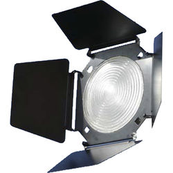Smith-Victor 4-Leaf Barndoors with Fresnel Lens for CooLED 100 and 200 Lights