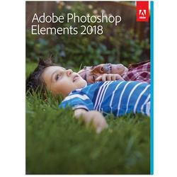 Adobe Photoshop Elements 2018 (Mac, Download)