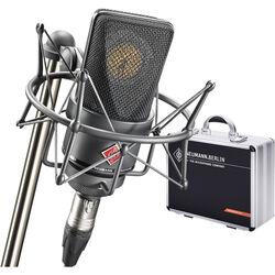 Neumann TLM 103 Large Diaphragm Condenser Microphone (Mono Set, Black)