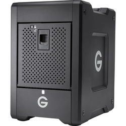 G-Technology G-SPEED Shuttle 16TB 4-Bay Thunderbolt 3 RAID Array (4 x 4TB)