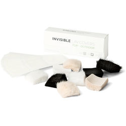 Bubblebee Industries Invisible Lav Covers Fur Outdoor Kit