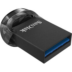 SanDisk 256GB Ultra Fit USB 3.1 Type-A Flash Drive