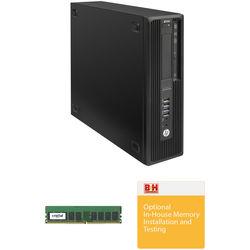 HP Z240 Series B&H Custom Workstation
