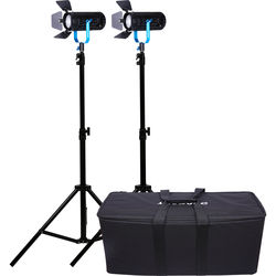 Dracast Boltray 600 LED Bi-Color 2-Light Kit with Soft Padded Case
