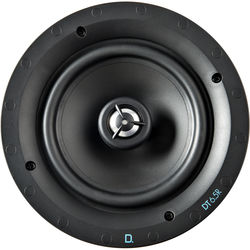 """Definitive Technology DT Series DT6.5R 6.5"""" Two-Way In-Ceiling Speaker (White)"""