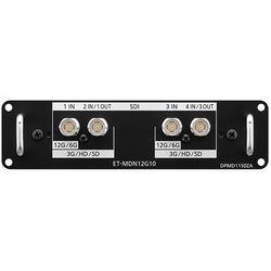 Panasonic ET-MDN12G10 12G-SDI Board