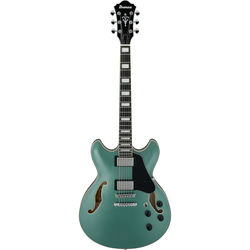 Ibanez AS73 Artcore Series Hollow-Body Electric Guitar (Olive Metallic)
