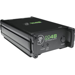 Mackie M48 Single-Channel 48V Phantom Power Supply