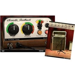 Softube Acoustic Feedback - Guitar Feedback Simulator Plug-In (Native)