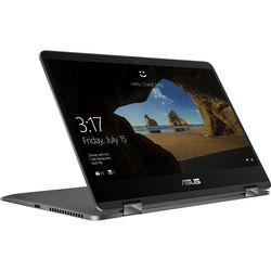 """ASUS 14"""" ZenBook Flip 14 UX461UN-DS74T Multi-Touch Notebook"""