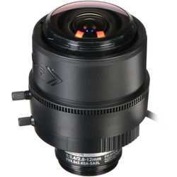 Fujinon YV4.3x2.8SA-SA2 CS-Mount 2.8-12mm Varifocal Lens (Long Cable)