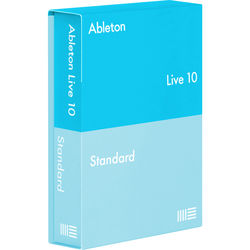 Ableton Live 10 Standard - Music Production Software (Download)